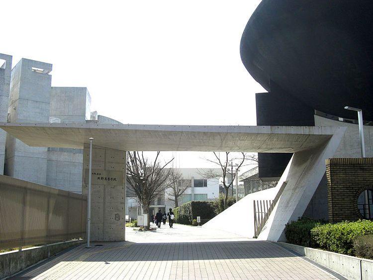 北野高等学校画像