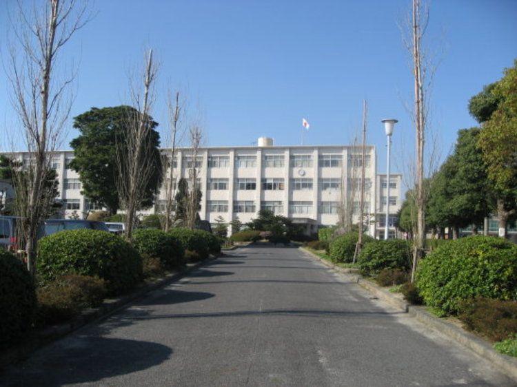 瑞陵高等学校画像