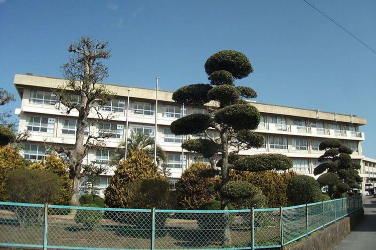 岬高等学校画像