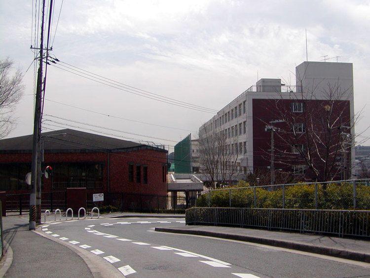 山田高等学校画像