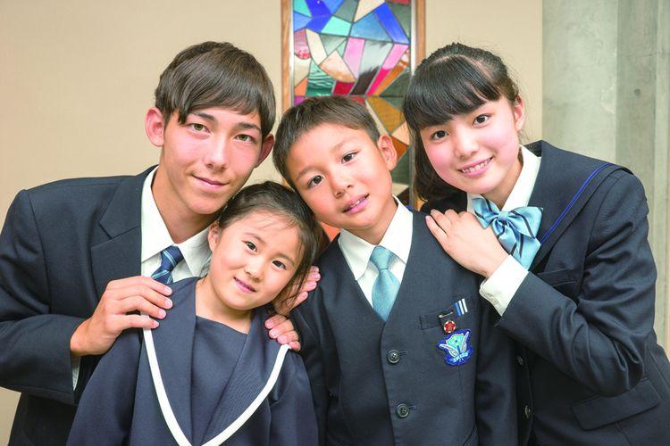 静岡サレジオ高等学校画像