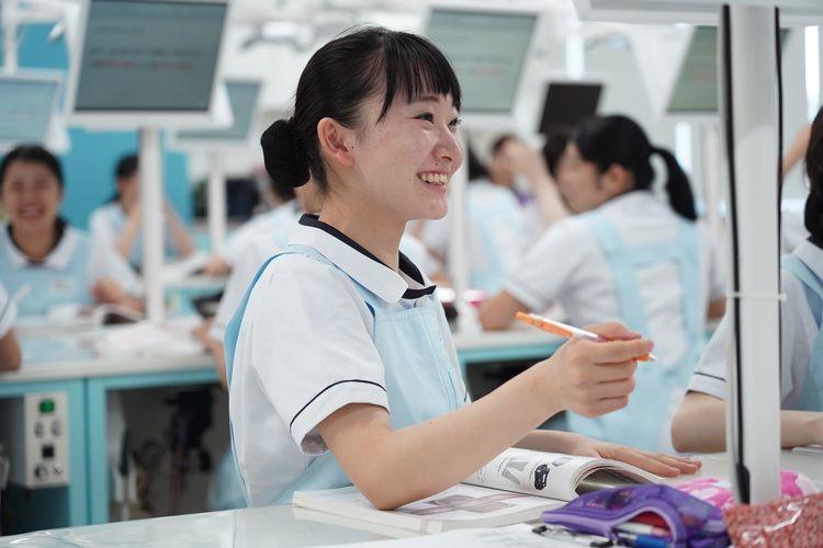 名古屋医健スポーツ専門学校画像