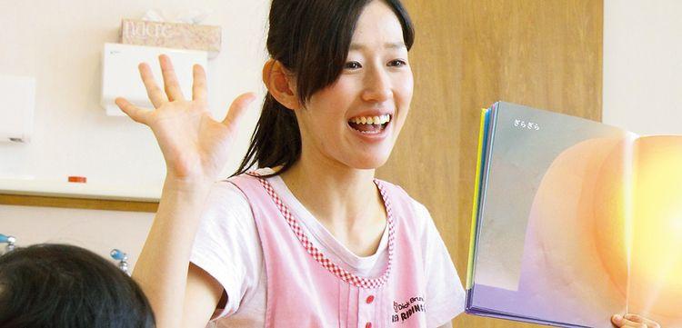 東京保育医療秘書専門学校画像