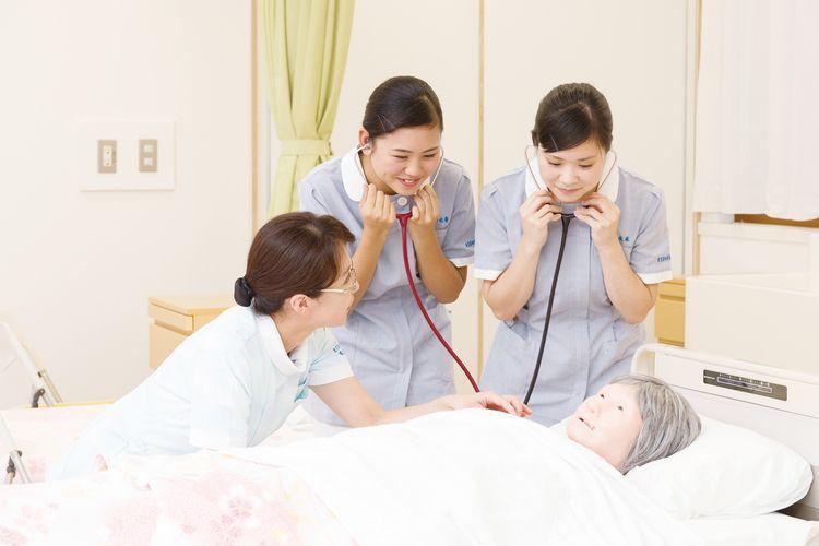 東京墨田看護専門学校画像