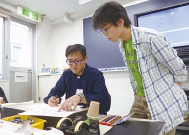東京アニメーター学院専門学校画像