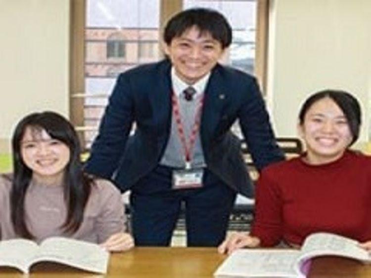 大原スポーツ公務員専門学校山形校画像