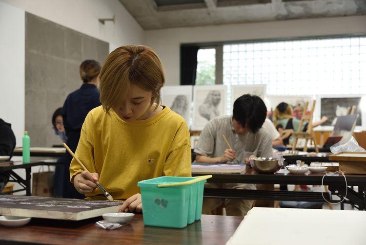 武蔵野学芸専門学校画像
