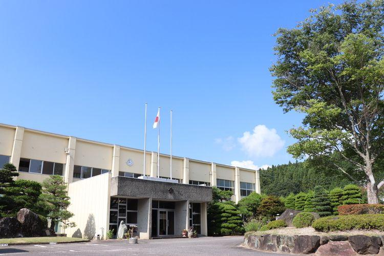 田口高等学校画像