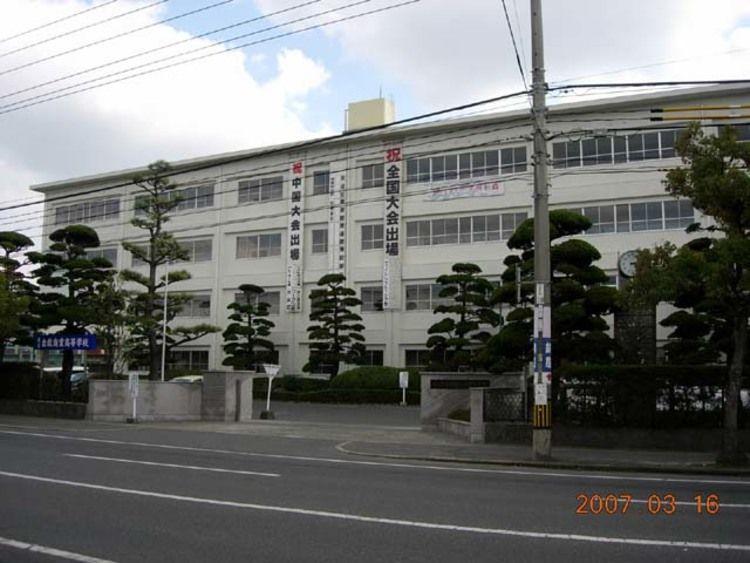 倉敷 商業 高校 岡山県立倉敷商業高等学校 Kurashiki