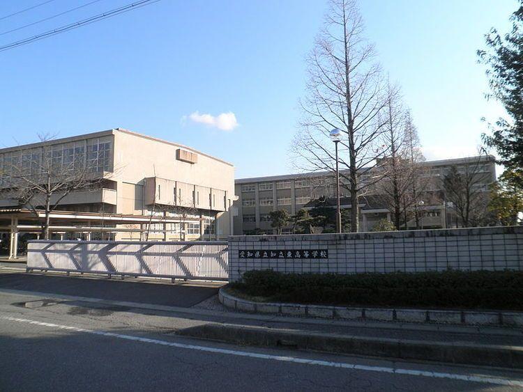 知立東高等学校画像