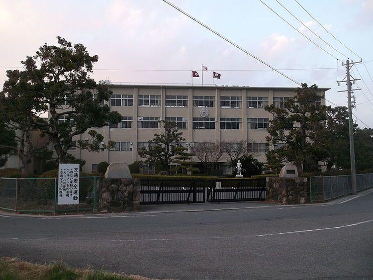 津島北高等学校画像